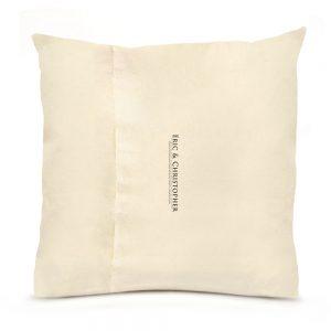 Large Pillow Back