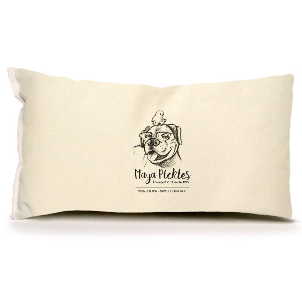 Back of Pillows